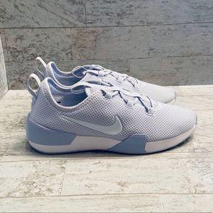 Nike light blue sneakers